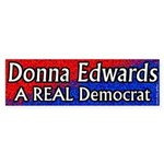 Donna Edwards for Congress Bumper Sticker