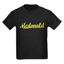 Mcdonald, Yellow T