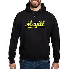 Mcgill, Yellow Hoodie