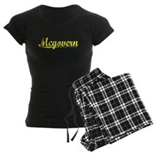 Mcgovern, Yellow Pajamas