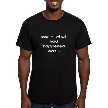 black-whathad T-Shirt
