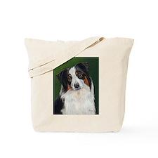 Australian Shepherd Tri Tote Bag