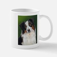 Australian Shepherd Tri Mug