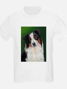 Australian Shepherd Tri T-Shirt