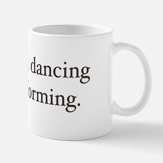 Sing and dancing Mug