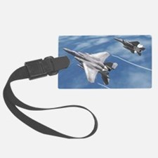F-15s Break Out Luggage Tag
