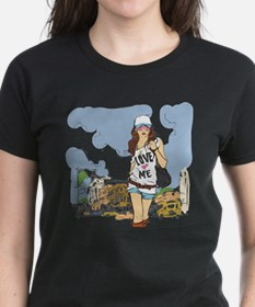 Girl Swag in the City Tee