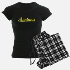 Montana, Yellow Pajamas