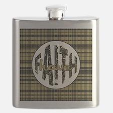 HAVE FAITH Flask