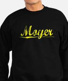 Moyer, Yellow Sweatshirt (dark)