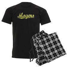 Moyers, Yellow Pajamas