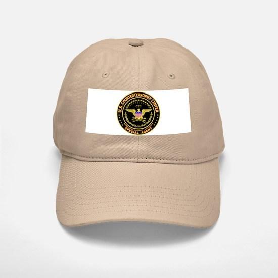 COUNTERTERRORIST CENTER - Baseball Baseball Cap