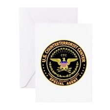 COUNTERTERRORIST CENTER -  Greeting Cards (Package