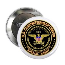 "COUNTERTERRORIST CENTER - 2.25"" Button (10 pack)"