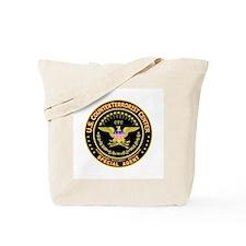 COUNTERTERRORIST CENTER -  Tote Bag