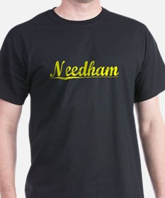 Needham, Yellow T-Shirt