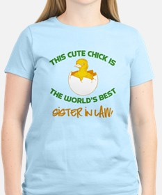 Cute Sister-In-Law T-Shirt