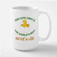 Cute Sister-In-Law Mug
