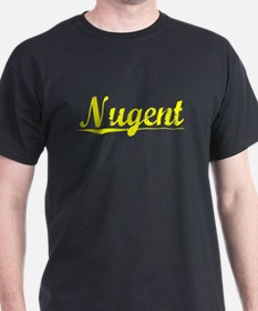 Nugent, Yellow T-Shirt