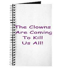 killer clowns Journal