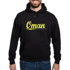 Oman, Yellow Hoodie