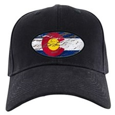 Colorado Vintage Flag Baseball Hat