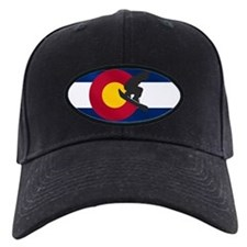Colorado Snowboarding Baseball Hat