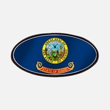 Idaho State Flag Patches