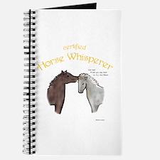 Horse Whisperer Journal