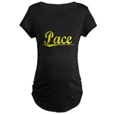 Pace, Yellow T-Shirt