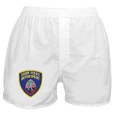 Guam Police Boxer Shorts