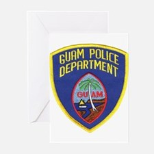 Guam Police Greeting Cards (Pk of 10)