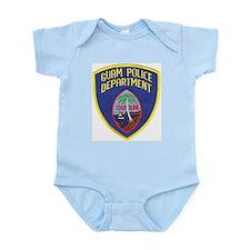 Guam Police Infant Creeper