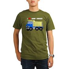 I Heart Dump Trucks T-Shirt