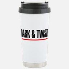 Dark and Twisty Stainless Steel Travel Mug