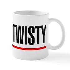 Dark and Twisty Small Mugs