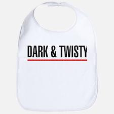 Dark and Twisty Bib