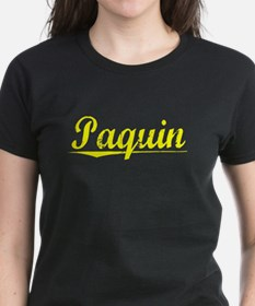 Paquin, Yellow Tee