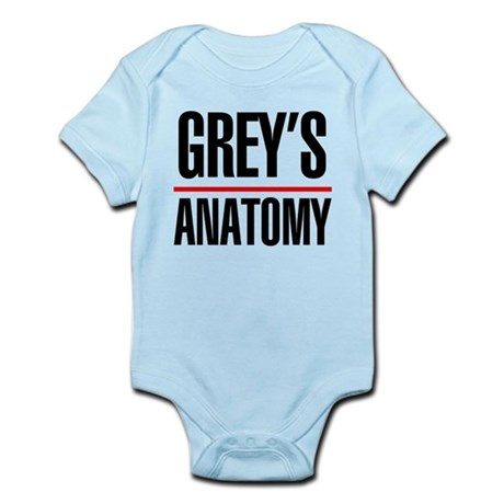 Greys Anatomy Infant Bodysuit
