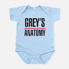 Greys Anatomy Infant Bodysuit