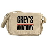 Greysanatomytv Messenger Bag