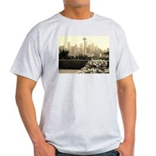 Seattle and the Space Needle T-Shirt