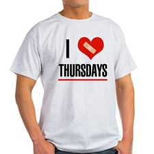 I Love Thursdays T-Shirt