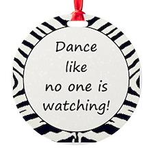 DANCE... Ornament