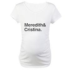 Meredith and Cristina Shirt