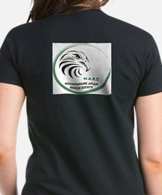 Funny International bird rescue white logo Tee