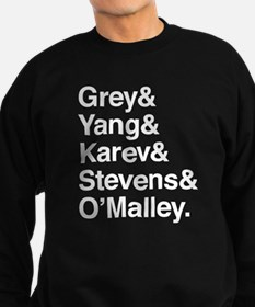 Grey, Yang, Karev, Stevens, Omalley Jumper Sweater
