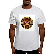 CounterTerrorist Center - CTC Ash Grey T-Shirt