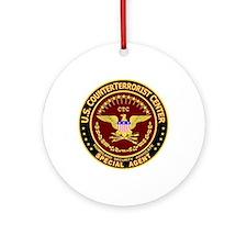 CounterTerrorist Center - CTC Ornament (Round)