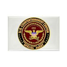 CounterTerrorist Center - CTC Rectangle Magnet